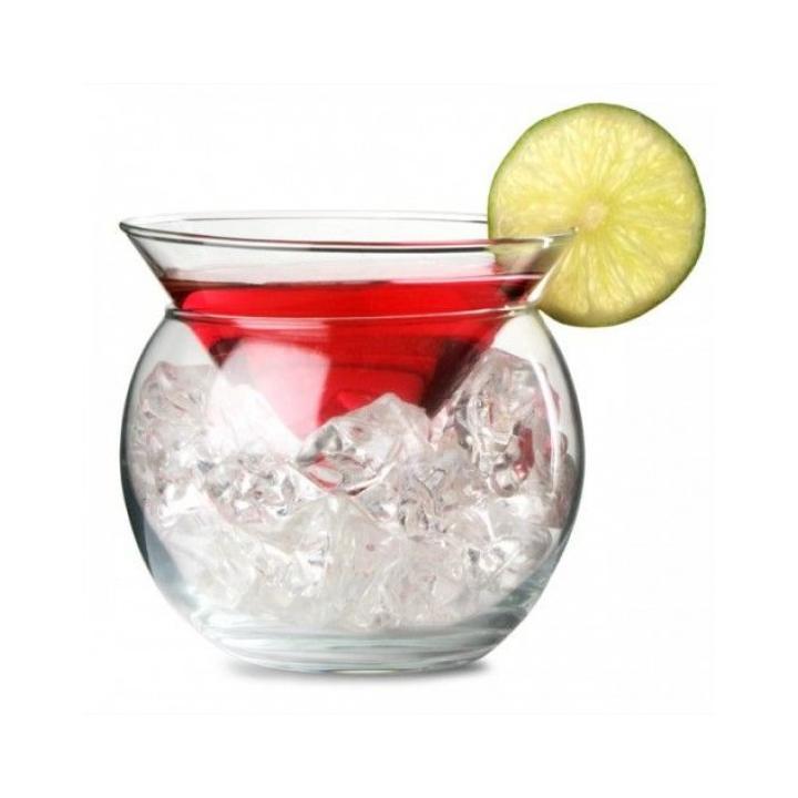 Pahar martini chiller 170 ml