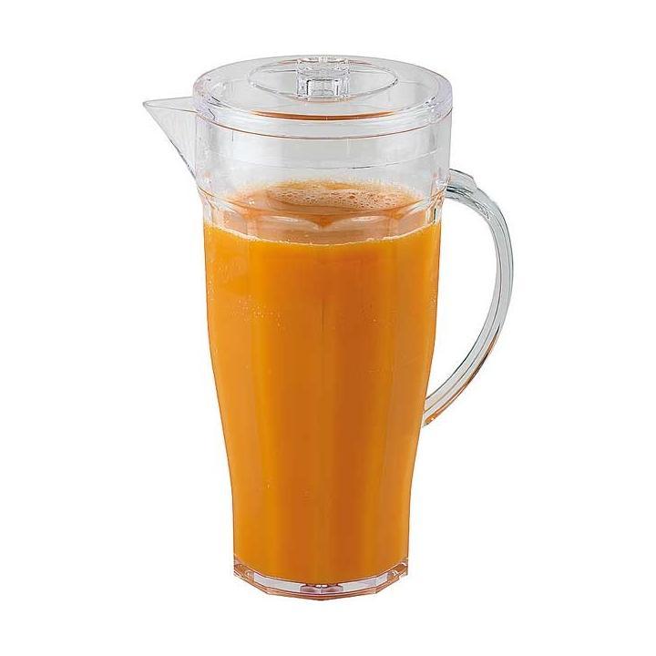 Carafa suc din policarbonat, capacitate 2.5 litri