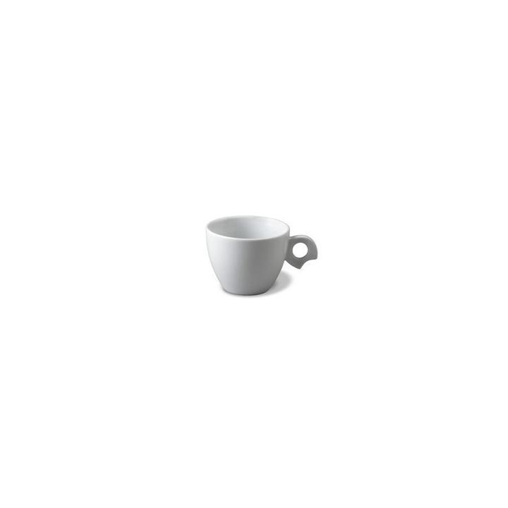 Ceasca + farfurioara cafea Ischia, 160 ml