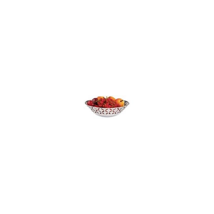 Cos rotund paine sau fructe, diametru 20 cm