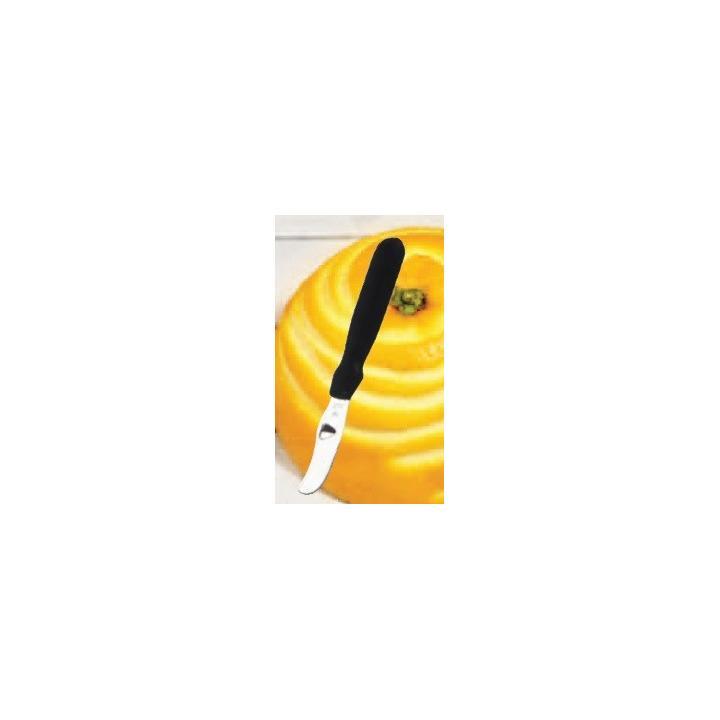 Cutit bar pentru decorat citrice, 16.5 cm (peeler)