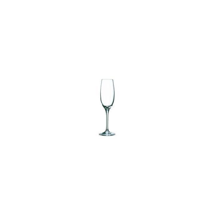 Pahar din cristal pentru sampanie (flute) Mondo, 150 ml