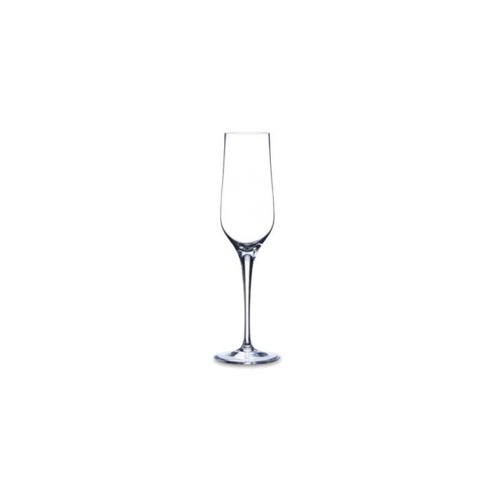 Pahar din cristal pentru sampanie Image, 220 ml