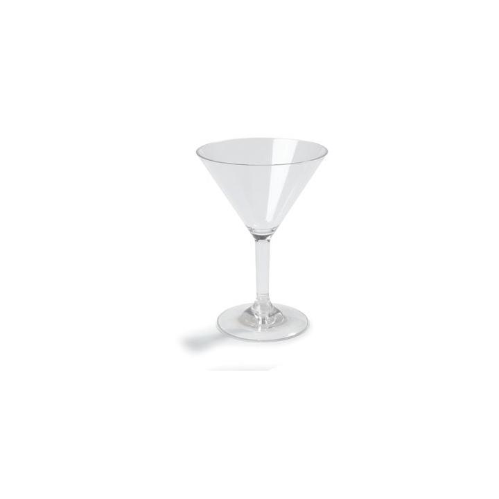 Pahar martini policarbonat, 250 ml