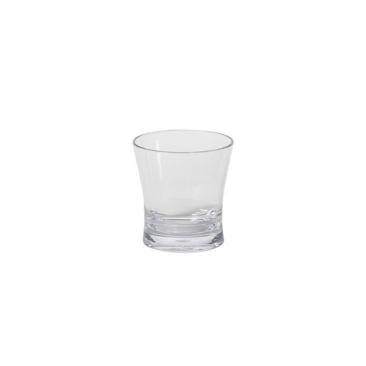 Pahar whisky/apa policarbonat, 250 ml