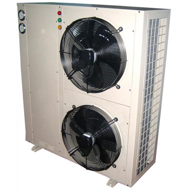 Agregat frigorific carcasatcompresor Copeland seria ZB