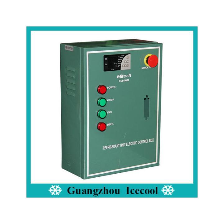 Tablou electric comanda echipament frigorific trifazic