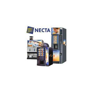 Automate bauturi calde si reci Necta