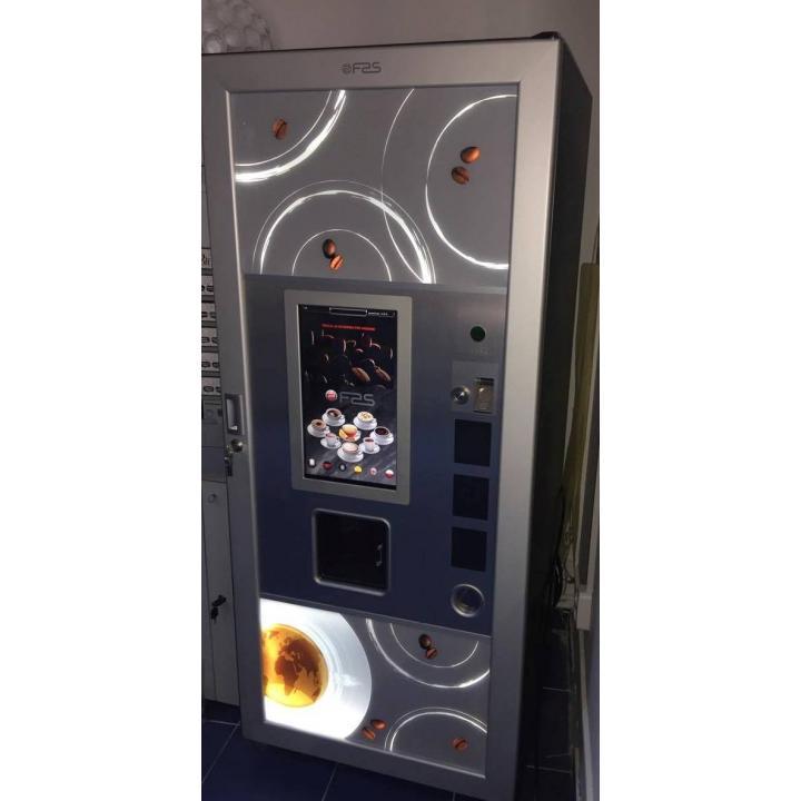 Automat cafea Fas Winning E8 touch GDC