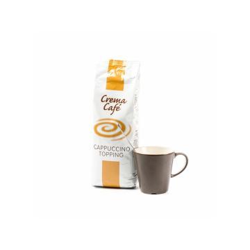 Topping crema de lapte, cafea, capuccino Tchibo