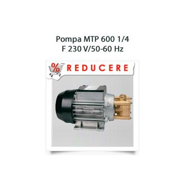 Pompa MTP 600 1/4 F 230 V/50-60 Hz
