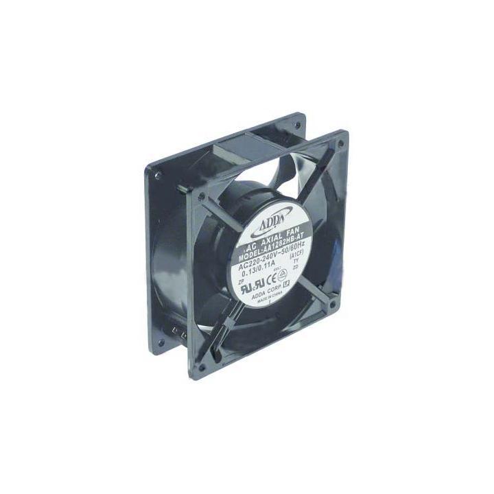 Ventilator axial patrat 119 mm x 119 mm