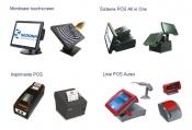 POS-uri All in One, monitoare touch-screen, tablete, periferice