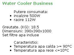 Sistem filtrare apa Business
