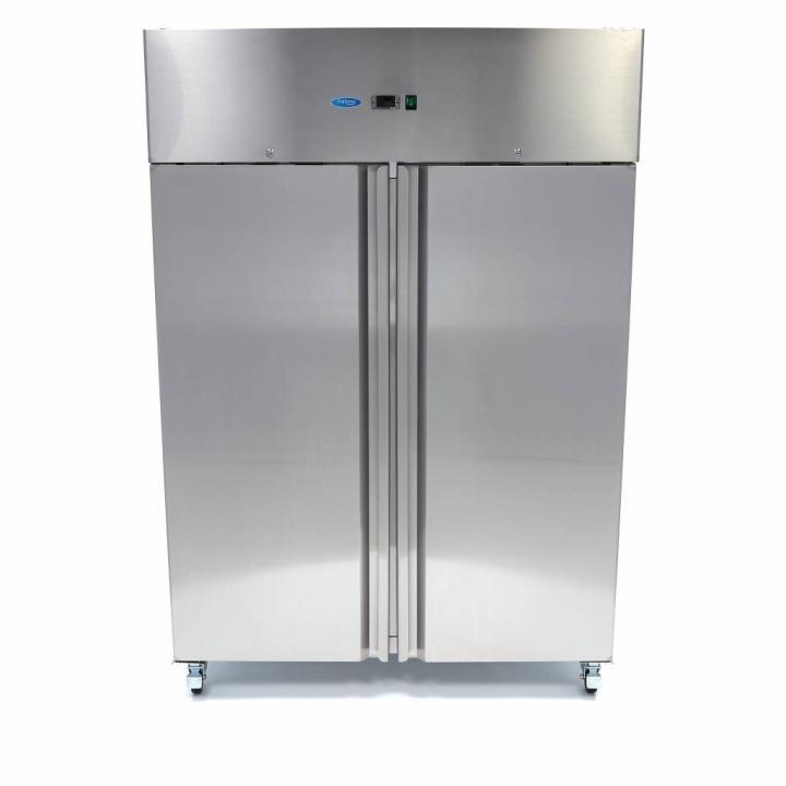 Congelator vertical inox dublu FR 1200litri GN