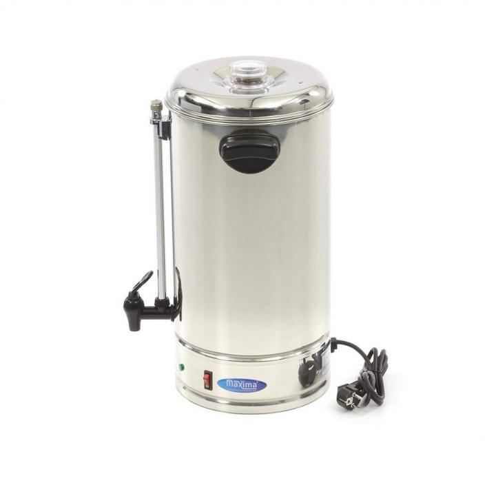 Dispenser cafea Maxima, capacitate 15L, putere 1520W, inox