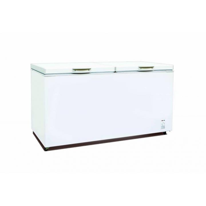 Lada frigorifica Maxima, capacitate 508L, putere 280w, alb
