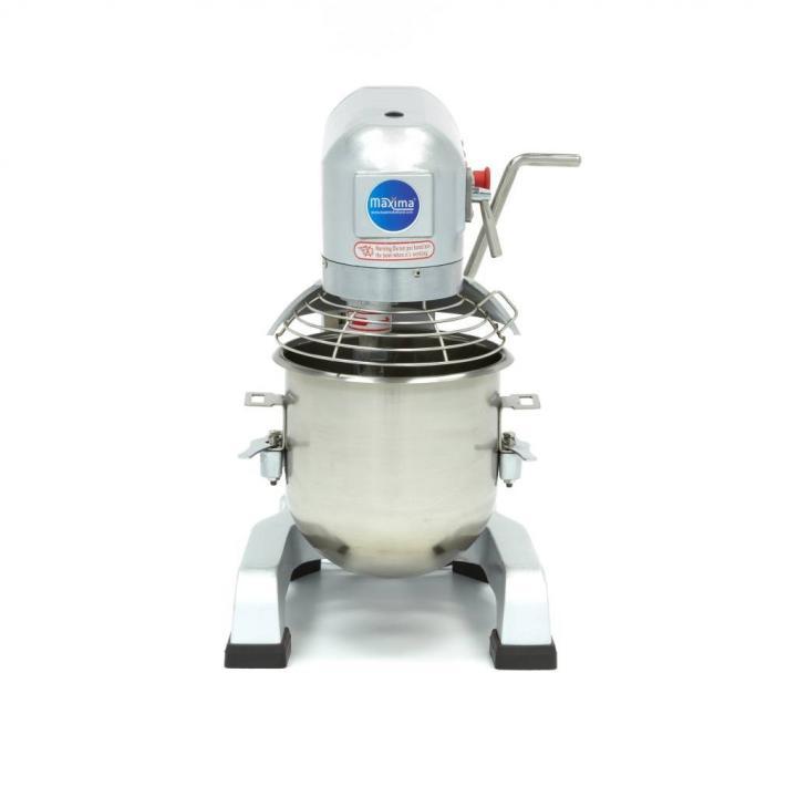 Mixer planetar Maxima MPM 10 litri, putere 550w