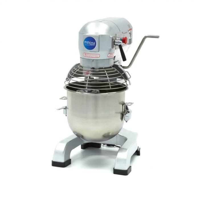 Mixer planetar Maxima MPM 20 litri, putere 750w