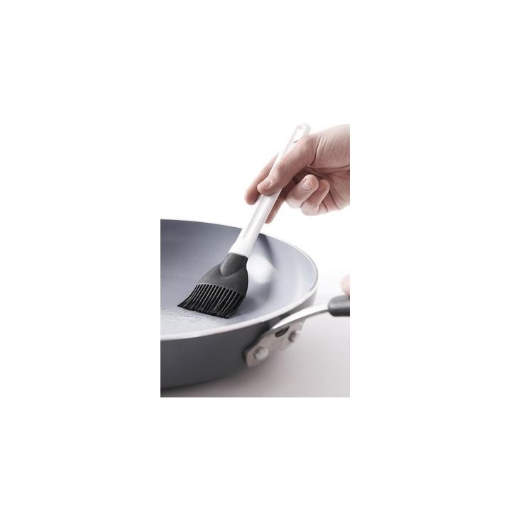 Pensula din silicon pentru unt si grasime Hendi 35x235 mm
