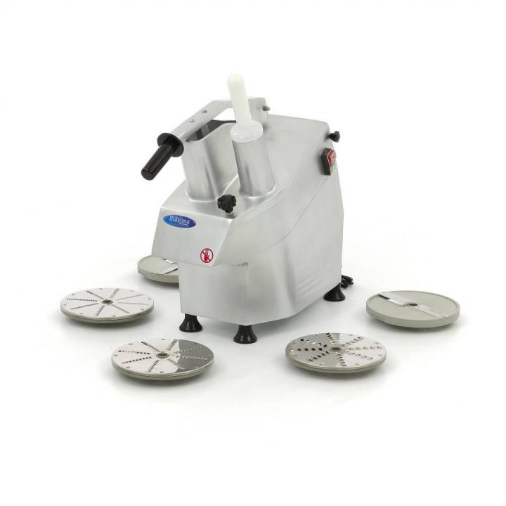 Robot legume profesional Maxima VC450, 5 discuri incluse