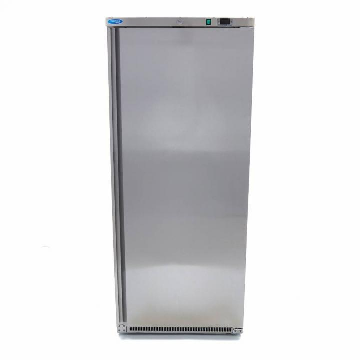Congelator vertical inox cu 1 usa, capacitate 600L