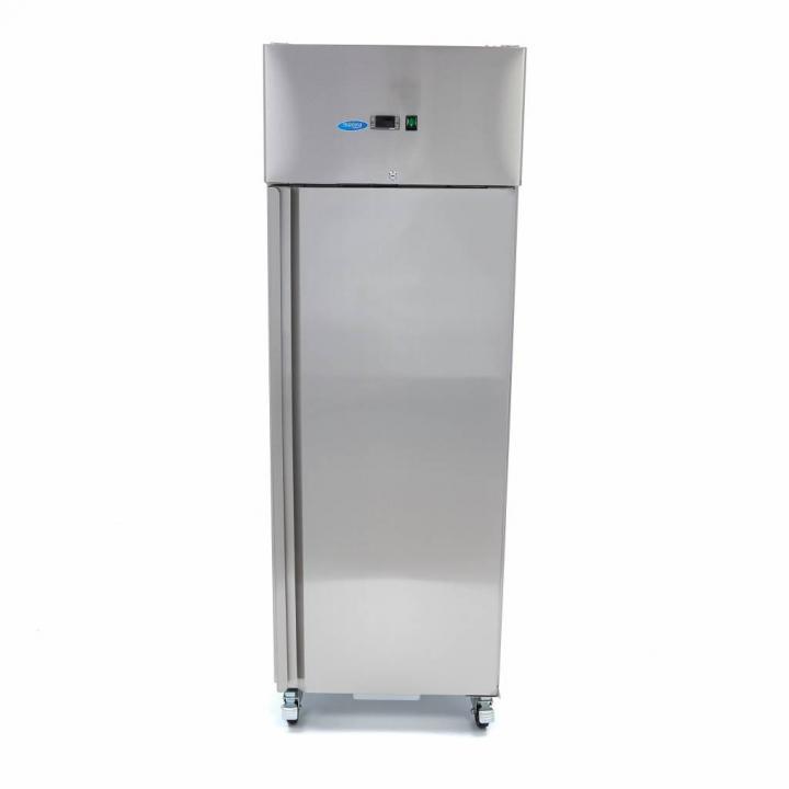 Congelator vertical inox FR 400litri SN
