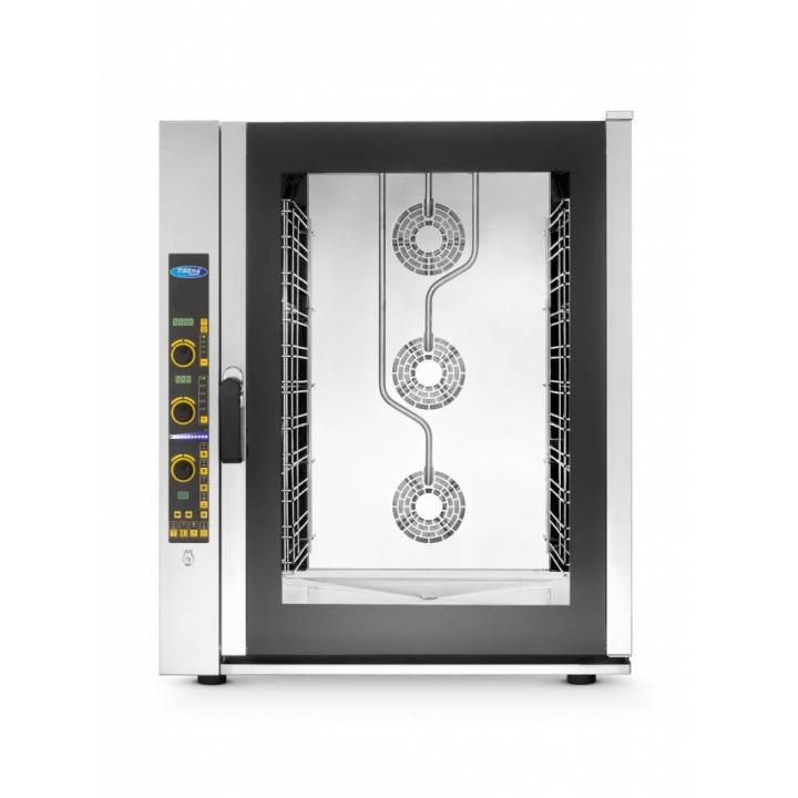 Cuptor patiserie digital capacitate 10 tavi 60 x 40 cm