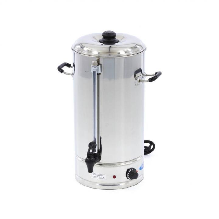 Dispenser inox apa calda capacitate 20litri