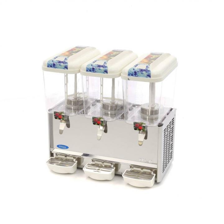 Dispenser suc Maxima DP3-18, putere 278w, inox