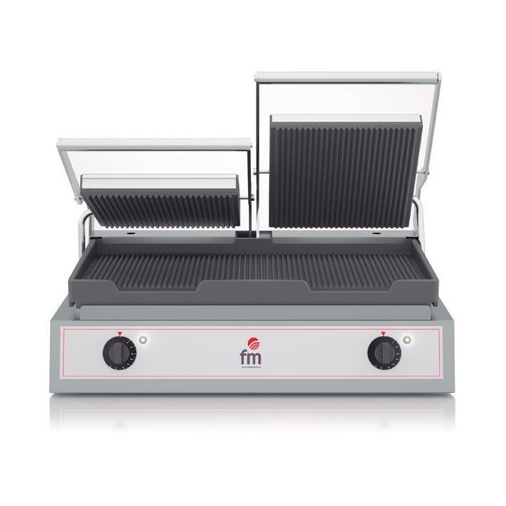 Gratar contact grill dublu FM GR-2
