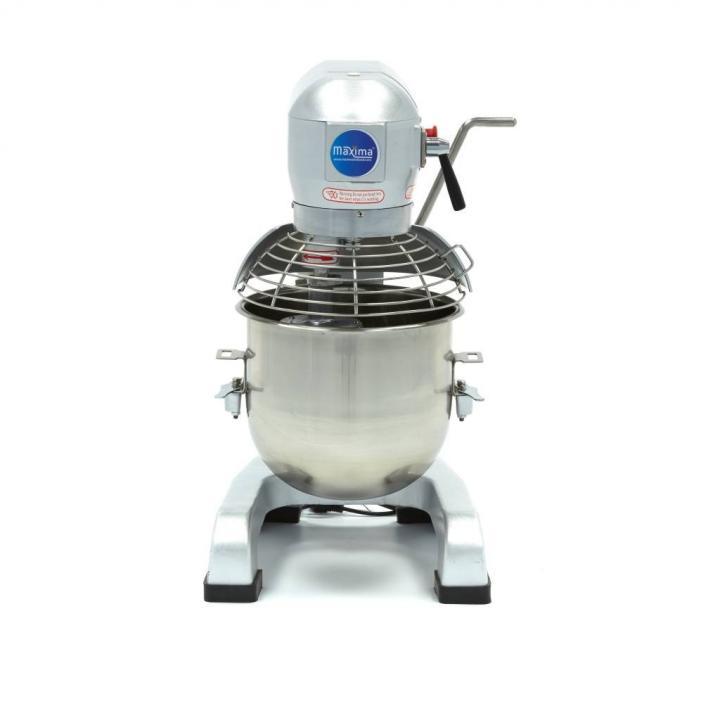 Mixer planetar Maxima MPM 40 litri, putere 1500w