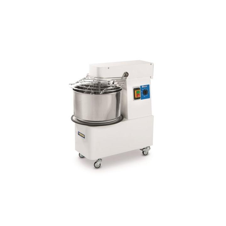 Mixer spirala cu vas fix 22 litri 226209