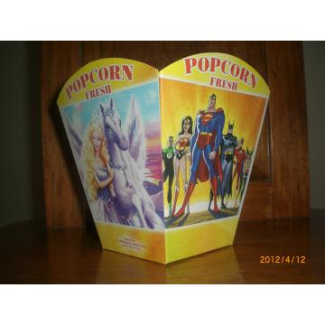 Cutii popcorn medii The Best 60 grame