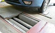 Reparatii auto suspensie