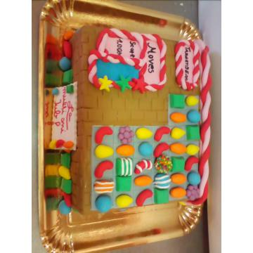 Tort Candy Crush