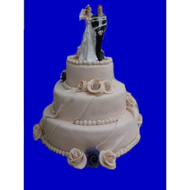 Tort nunta perlat