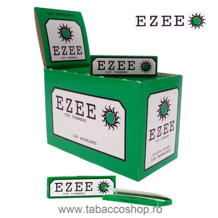 Foite tigari Ezee Green Cut Corners 50