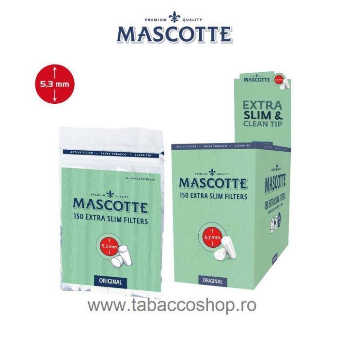 Filtre pentru tigari Mascotte Extra Slim 150