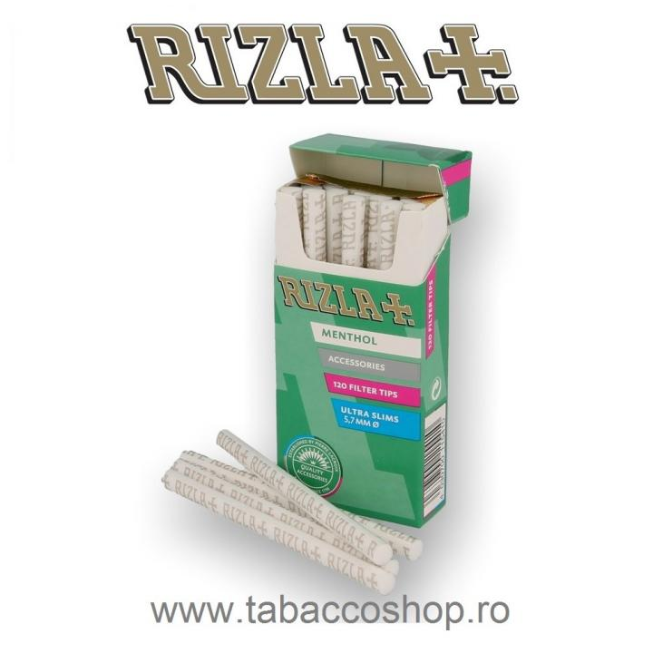 Filtre tigari Rizla Ultra Slim Menthol 120 5.7mm