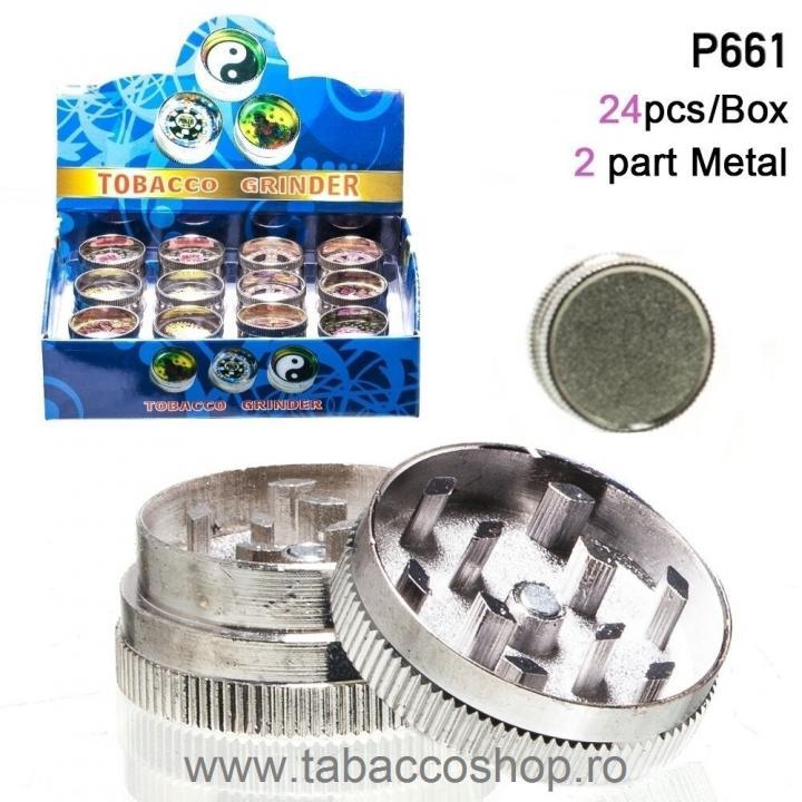 Grinder metalic 3 30mm