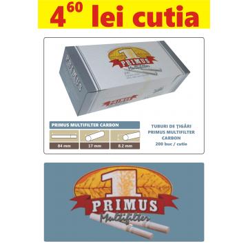 Tuburi pentru confectionat tigari Primus Multifiltru