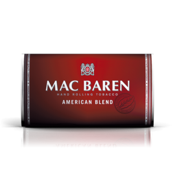 Tutun pentru rulat - Mac Baren 35g, American Blend