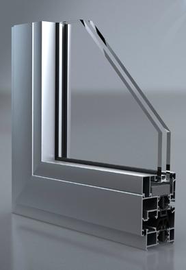 Glafuri exterior aluminiu