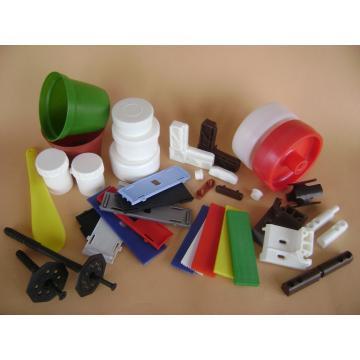 Capace, accesorii din plastic, manere