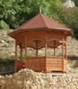 Casute de gradina si pavilioane