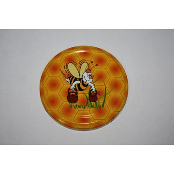 Capac pentru borcan miere de albina