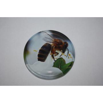 Capac pentru borcan miere de albina M2