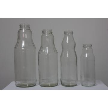 Sticla pentru suc de rosii