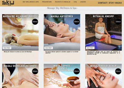 Sky Wellness & Spa